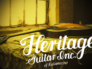 HISTORIA DE HERITAGE GUITARS