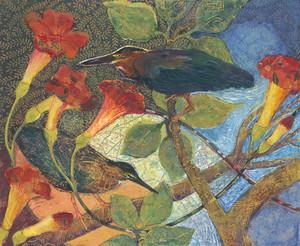 Vine Herons