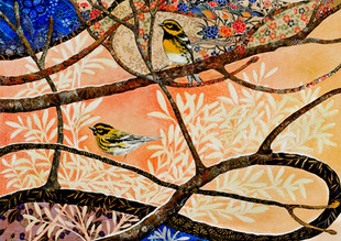 Infinitree - Townsend's Warblers