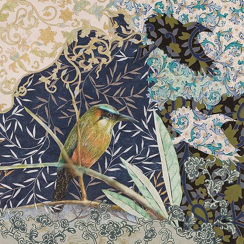 La Selva- Turquoise-Browed Motmot