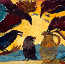 The Ravens and the Pitcher