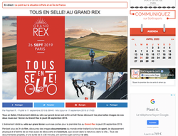 SORTIR A PARIS - Septembre 2019