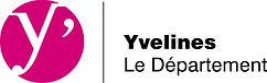 Tous en selle - Logo Departement Yvelines
