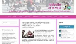 Isabelle et le vélo - Octobre 2019