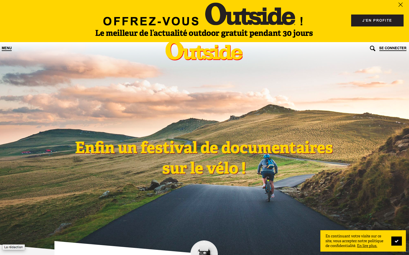 OUTSIDE - Septembre 2019