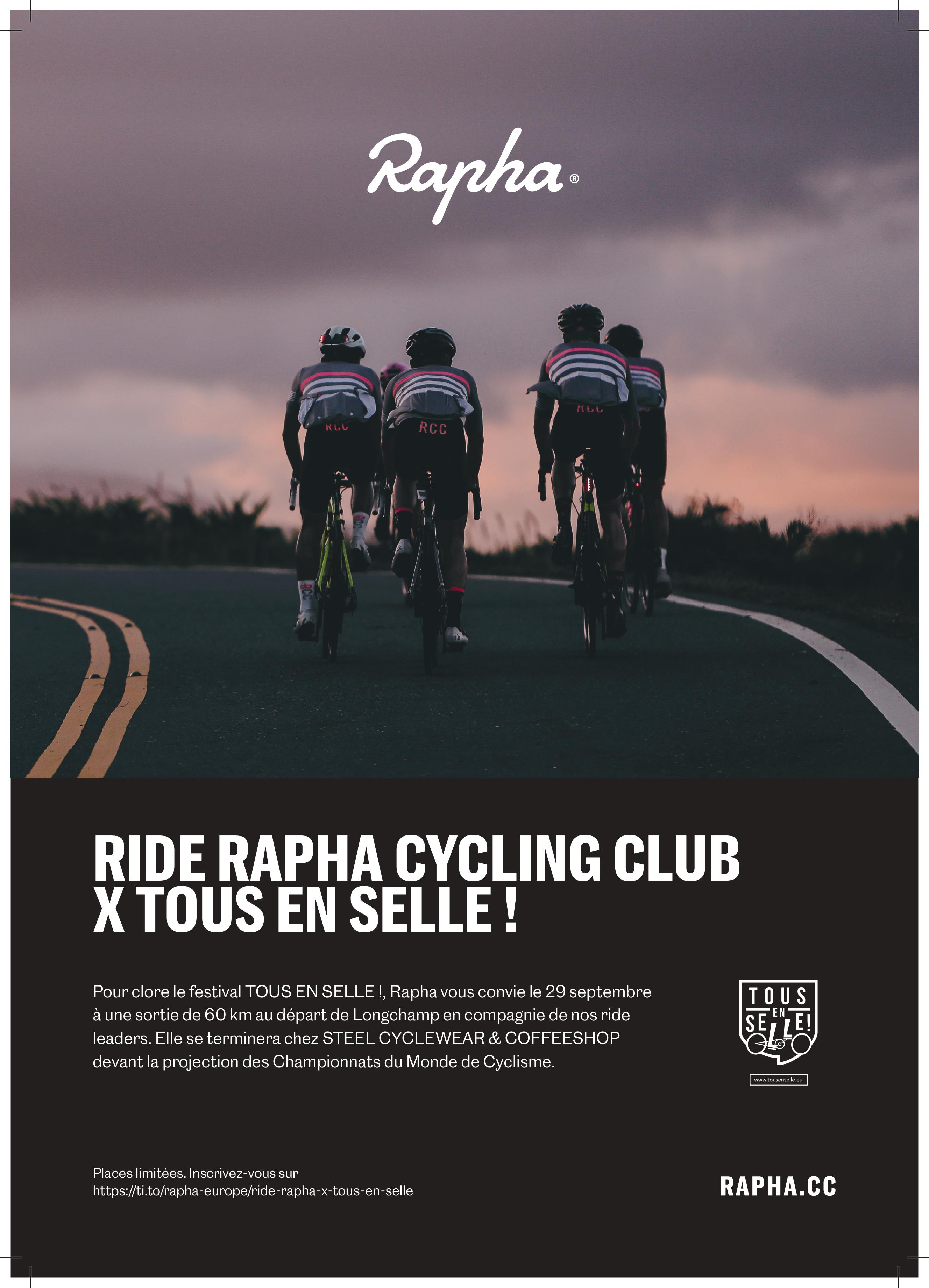 RAPHA - Avril 2020