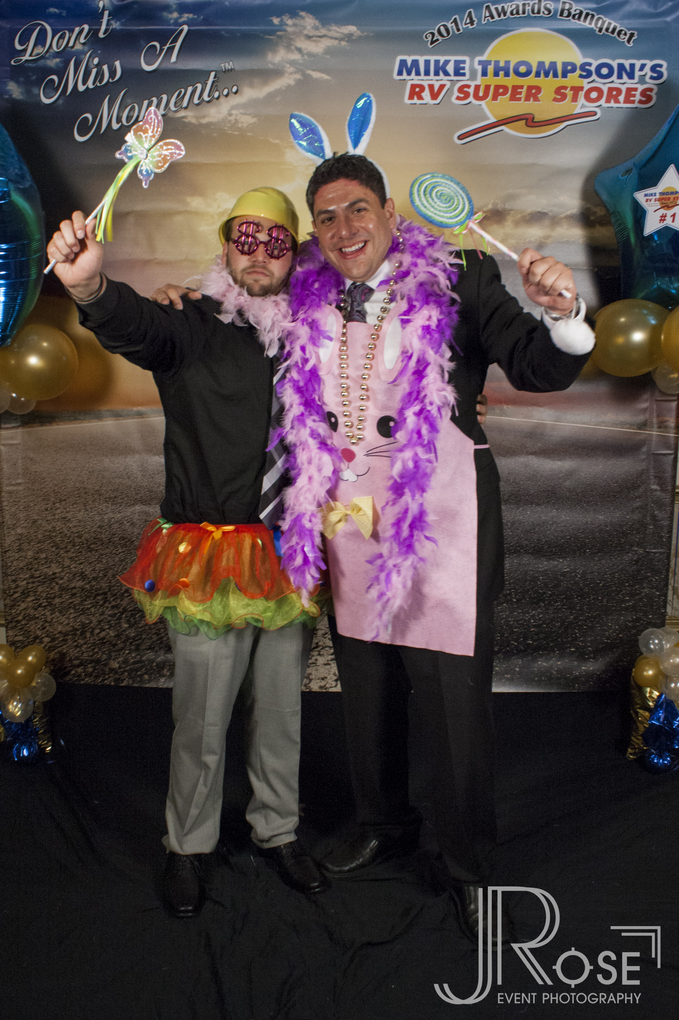 Business Banquet Photo Booth