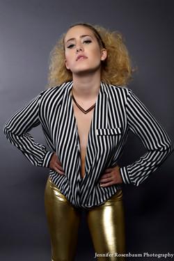 Gold&Stripes