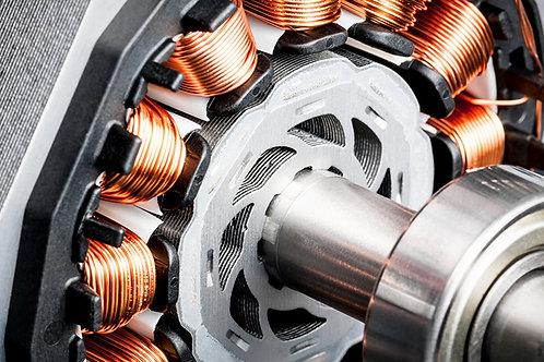 Motores eléctricos en la Industria
