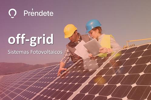Sistemas Fotovoltaicos OFF-GRID
