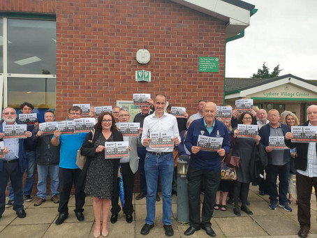 MP invites residents to develop a Green New Deal in Formby
