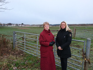 Formby residents must not be exposed to an increased risk of flooding from new housing developments,