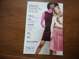 Fabulous fashions and more with the M&Co Fashion show