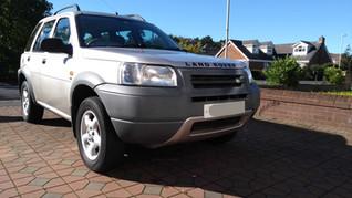 Land Rover Freelander for sale £650
