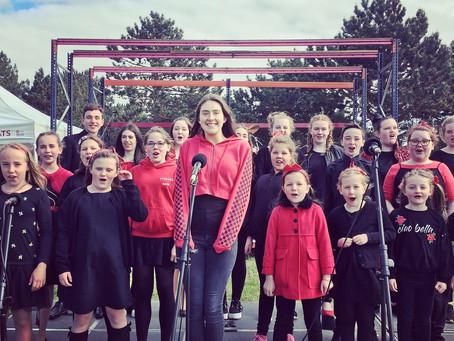 Award winning local choir has great success at festivals