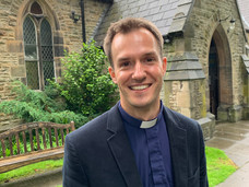 Formby Bubble story about new vicar hits national headlines