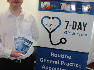 Residents reminded that they have access to primary care services in the evening and at the weekend