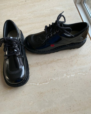 SOLD - Kickers shoes for sale