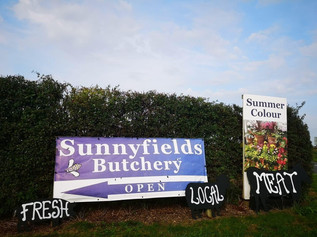 Butcher vacancy with Sunnyfields