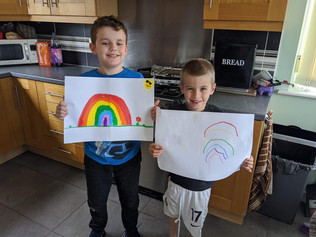 Rainbow Hub Charity Art Challenge