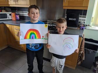 Rainbow Hub Charity Art Challenge