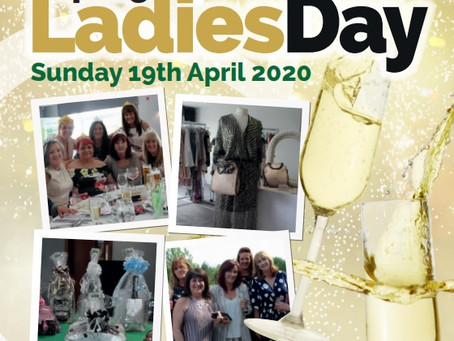 Spring Ladies Day tickets on sale for St. Joseph's Hospice
