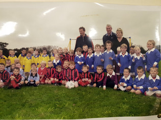 Formby Junior Sports Club - Frank's Report 29th Oct