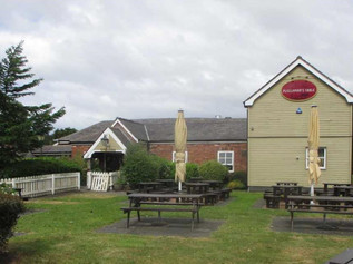 The Red Squirrel pub up for auction