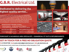 GBR Electrical are hiring