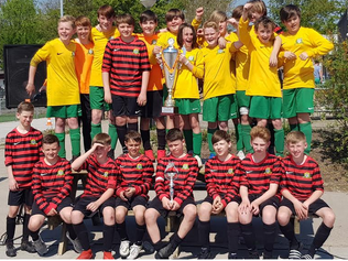 Redgate Rovers Under 12 Holland Easter Tournament 2019