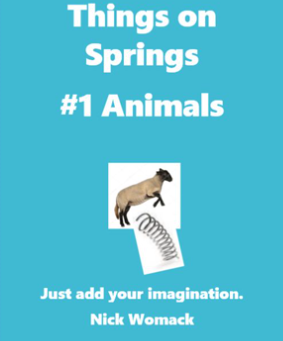 Formby dad publishes children's ebook, 'Things on Springs'