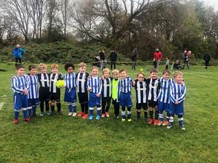 Formby Junior Sports Club - Franks report 18/11/19