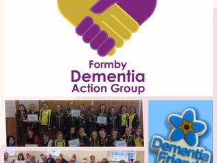 Free community dementia awareness talk