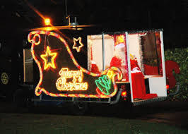 Formby Rotary Club Santa Wagon is back in Formby and here are all the dates when Santa will visit yo