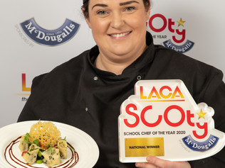 Formby school chef clinches School Chef of the Year 2020 national crown!
