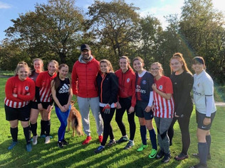 Formby Junior Sports Club - Franks report  - 21/10/19