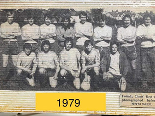Anyone recognise themselves from the Formby Dons?