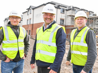 New £15m Care Home in Formby moves closer to completion