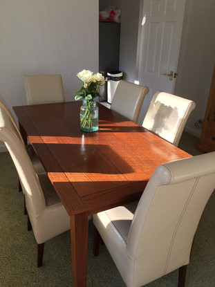 For Sale - Dining Table and Chairs