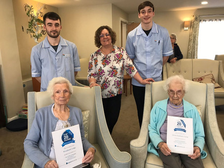 Formby Care Home features in the Top 20 in the North West