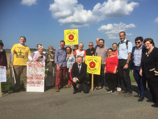 MP calls on residents to object to fracking planning application