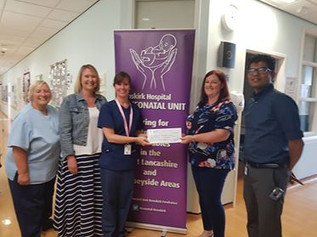 Gild Hall charity night raises over £3000 for a Neonatal Unit