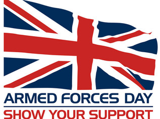 Southport Armed Forces Day Sunday 1st July