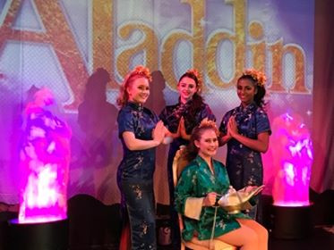 Aladdin is coming to Formby