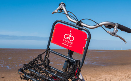 Bike & Go offer a Valentine's Date for under a fiver