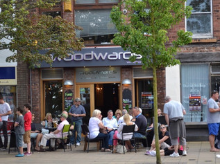 Woodwards Winebar in Formby celebrate their 15th Birthday Party this Bank Holiday weekend
