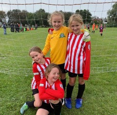 Formby Junior Sports Club - Franks report  - 15/09/19
