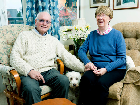 Churchill Retirement Living Celebrates National Pet Month in Formby