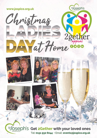 Hospice asks supporters to enjoy Ladies Day at Home
