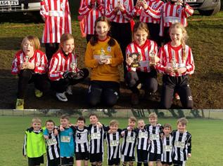Formby Junior Sports Club - Franks report 21st January